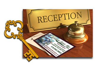 Reservations with McKitrick House Inn
